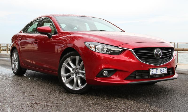 Mazda6 Review | 2013 Diesel SkyActiv-D Automatic