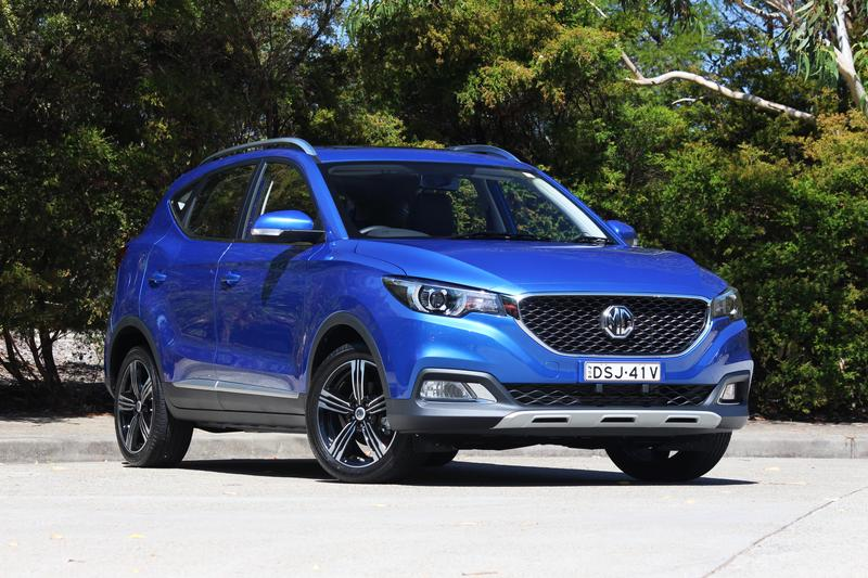 2018 Mg Zs New Car Review Driven An Mg For The Family