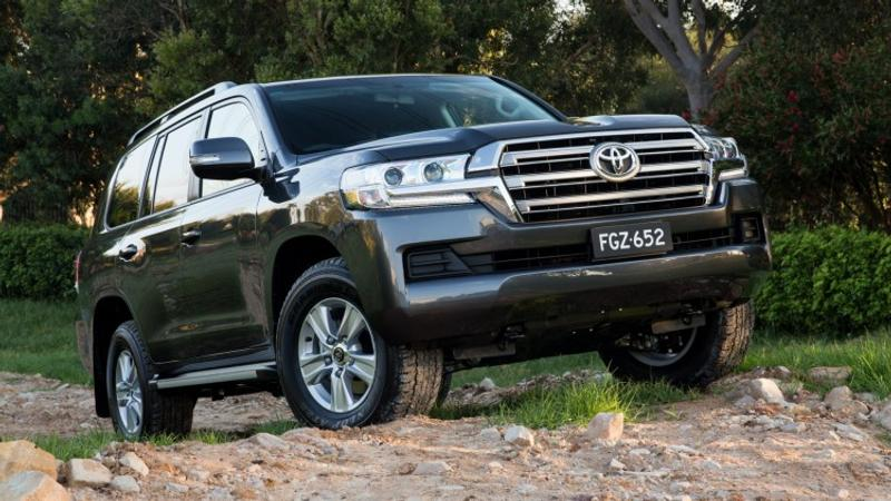 Toyota LandCruiser GXL Diesel new car review