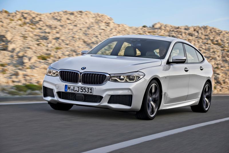 2018 BMW 630i