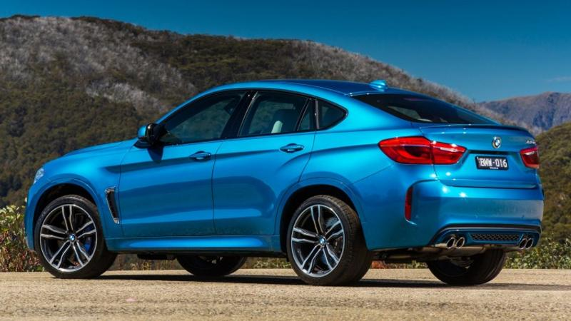 Bmw X6 M Quick Spin Review