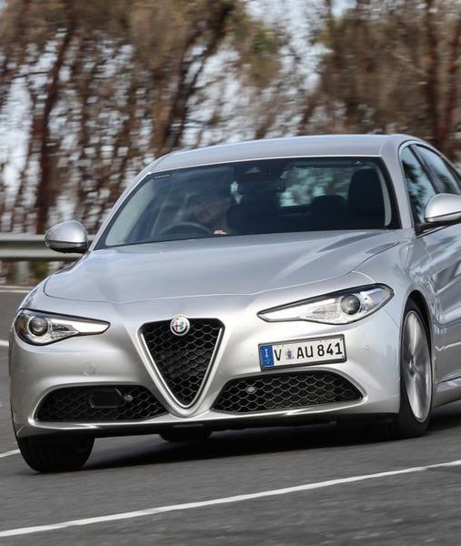 2017 Alfa Romeo Giulia Car Valuation