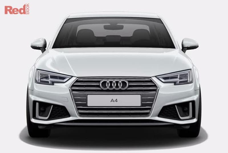 2019 Audi A4 new car showroom