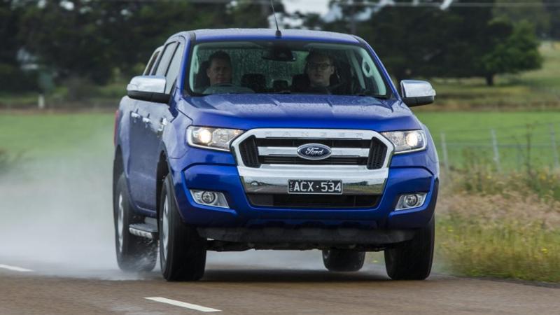 More gear for Ford Ranger ute - More gear for Ford Ranger ute