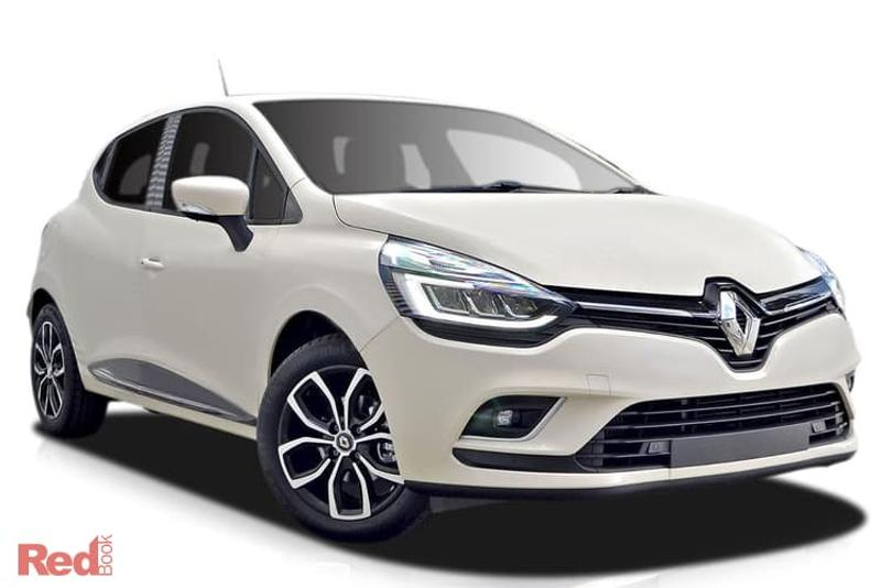 2019 Renault Clio Clio Zen turbo petrol EDC from $23,990