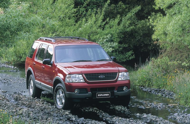 2001-2008 Ford Explorer used car review - Is Ford's big off