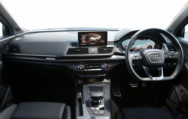 2017 Audi SQ5