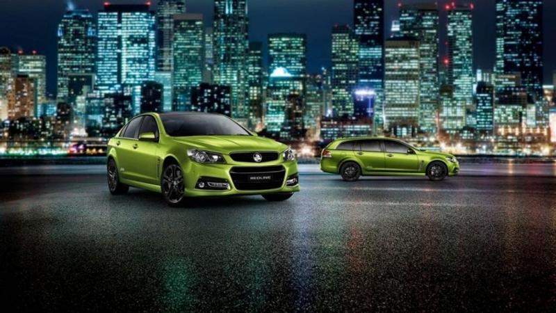 Holden upgrades VF Commodore