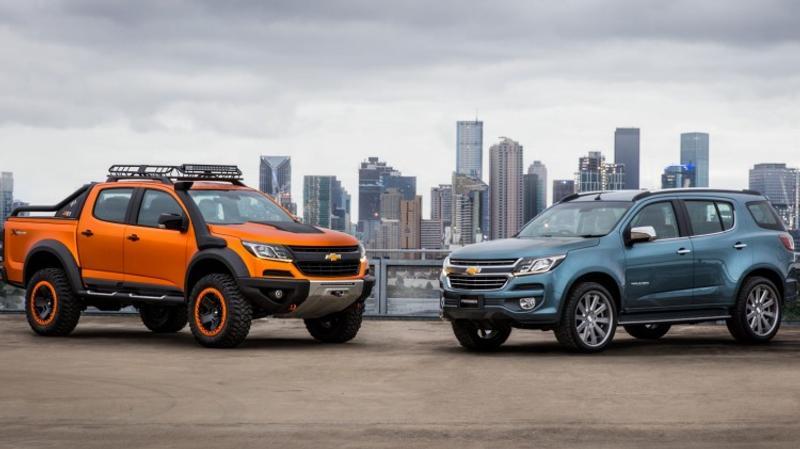 Next-gen Holden Colorado teased in Bangkok