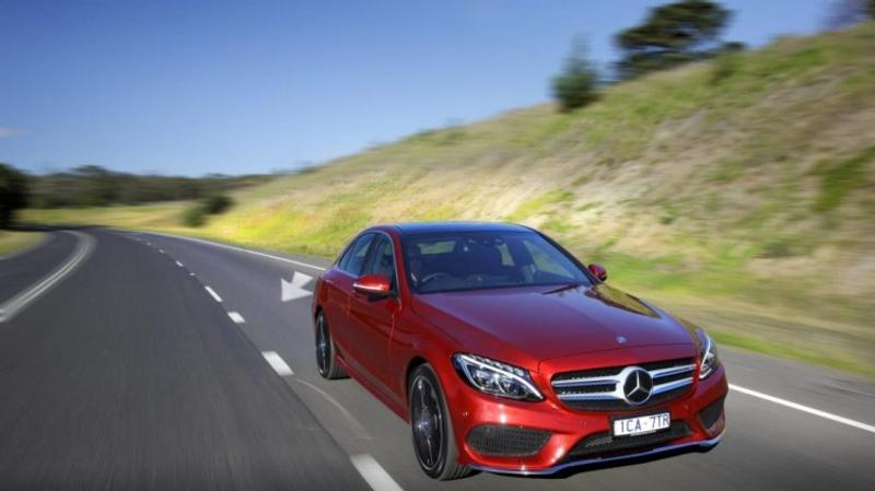 Mercedes-Benz C250 new car review