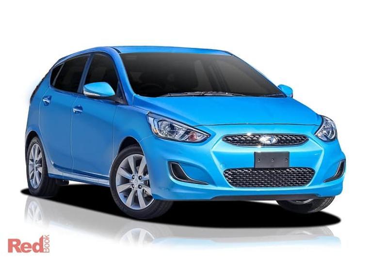 2019 Hyundai Accent Accent Sport Petrol Auto Hatch Sedan From
