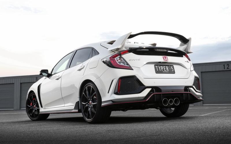 2017 Honda Civic Type R new car review - 2017 Honda Civic
