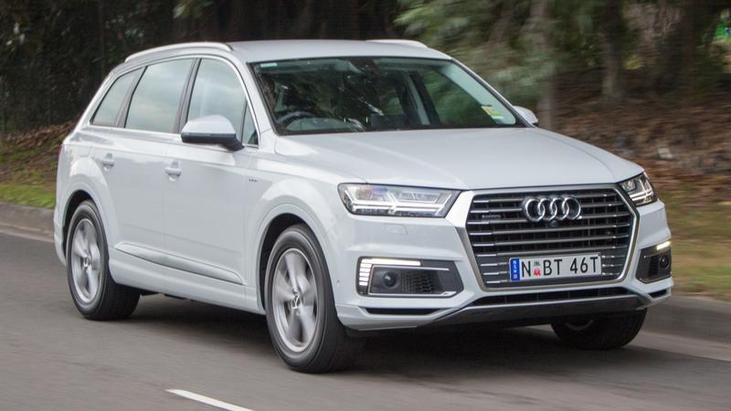 2018 Audi Q7 e-tron new car review | Drive com au