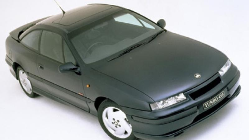 1997 Holden Calibra Turbo