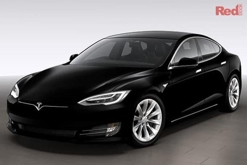 2019 Tesla Model S car valuation