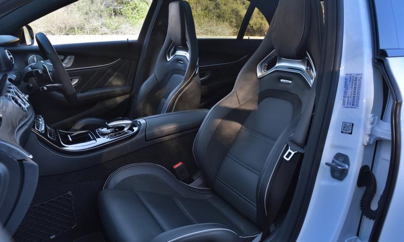 2018 Mercedes-Benz E63