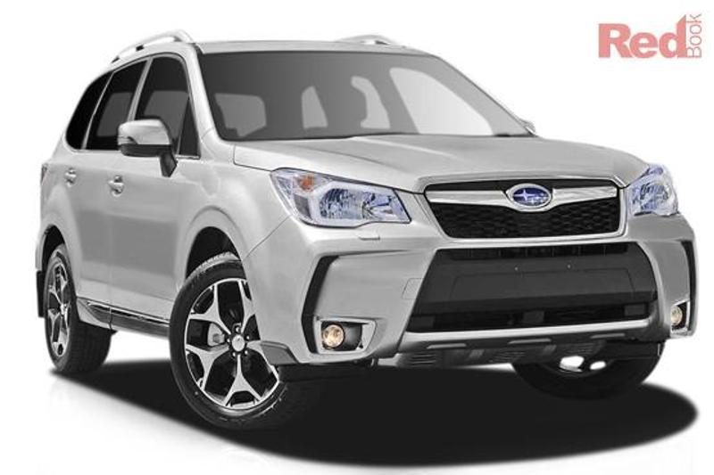 2015 Subaru Forester Car Valuation