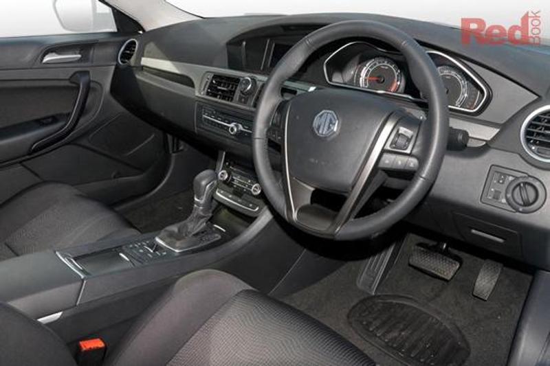 2017 MG MG6 PLUS car valuation