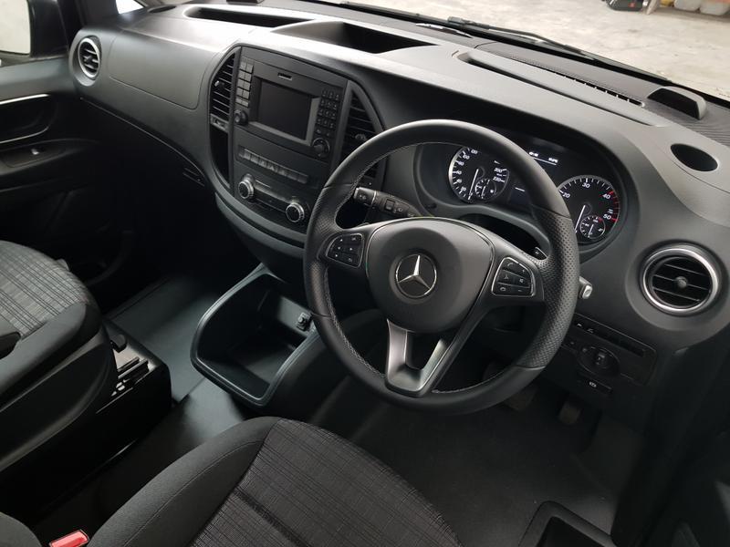 2017 Mercedes-Benz Vito