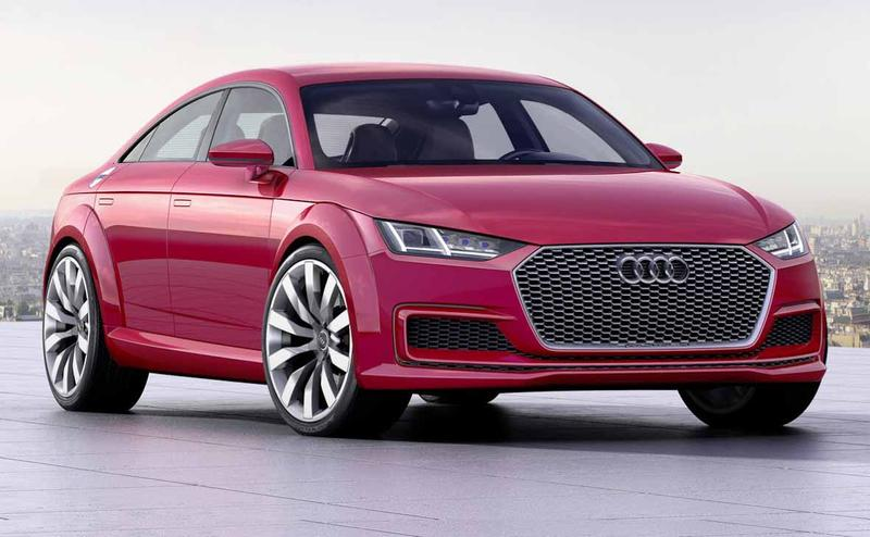 Audi TT Sportback Could Be First In New Expanded Range
