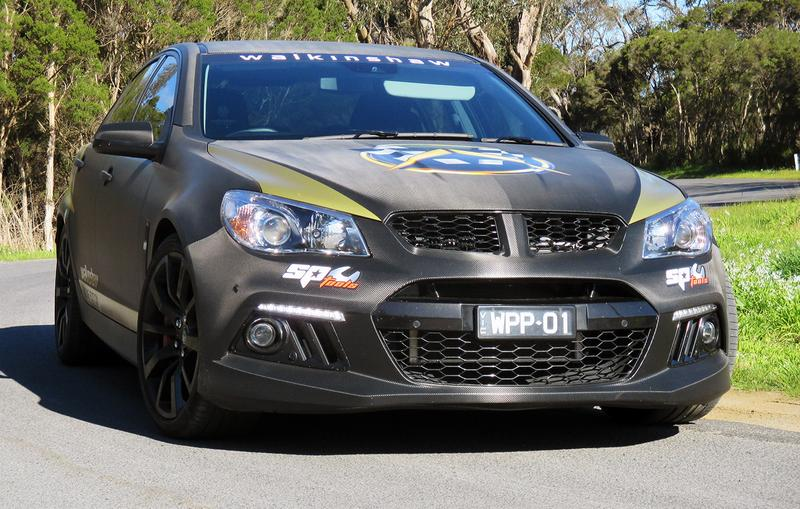 2014 Walkinshaw Supercharged V8 Review: 500kW And 550kW
