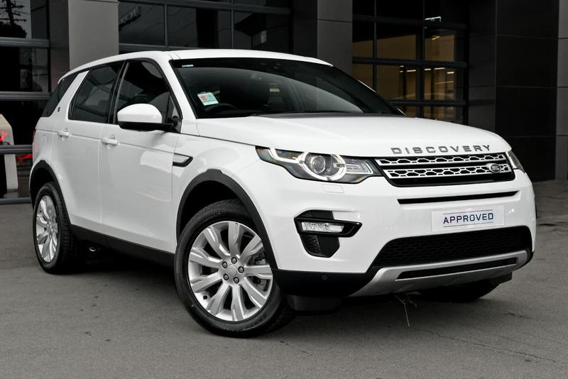 2017 Land Rover Discovery Sport Sd4 Hse Sports Automatic