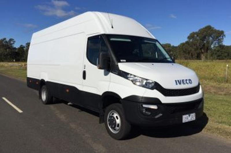 Iveco Daily 50C review - Short Haul: Iveco Daily 50C