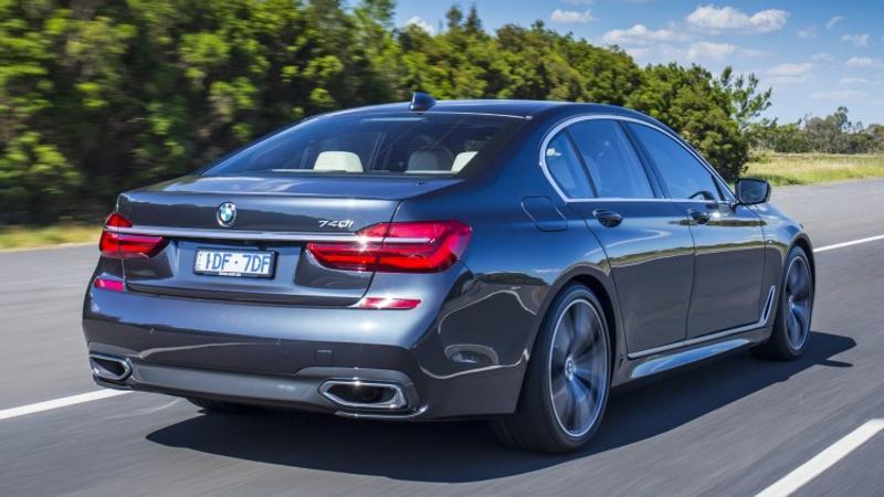 2015 BMW 740i