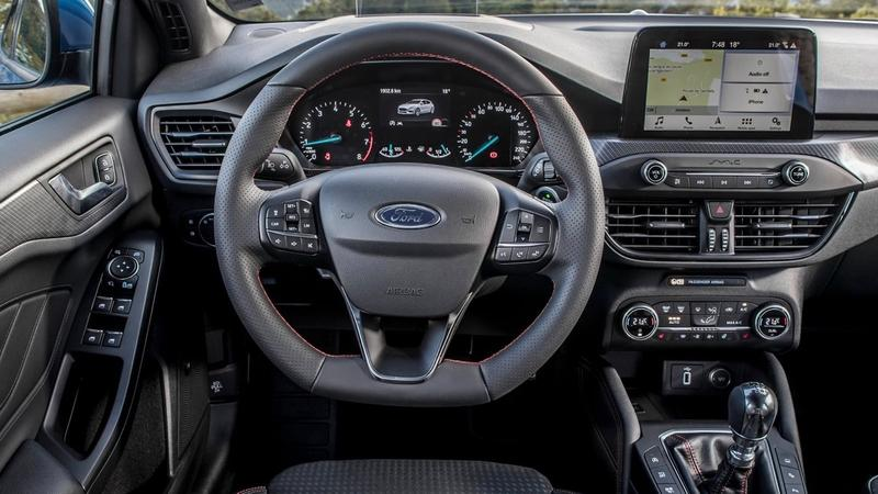 Ford Focus 2018 Review - Ford Focus 2018 Review