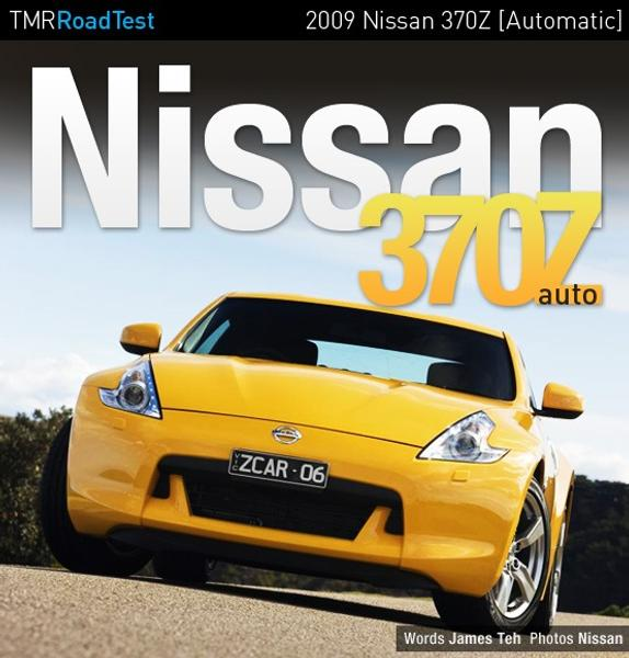 2009 Nissan 370Z Automatic Review