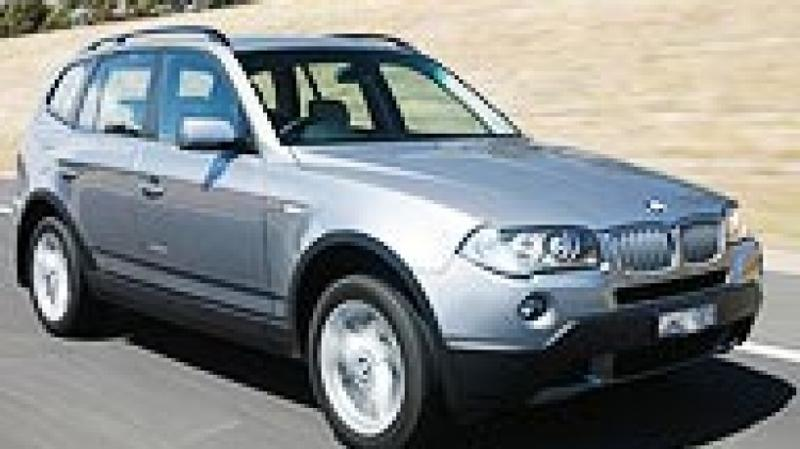 Used car review: BMW X3 2004-06