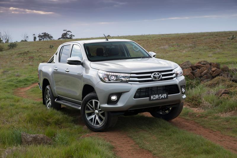 0 Toyota Hilux