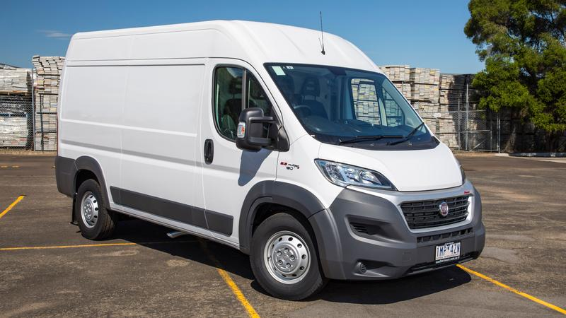 Best Large Van: Fiat Ducato review