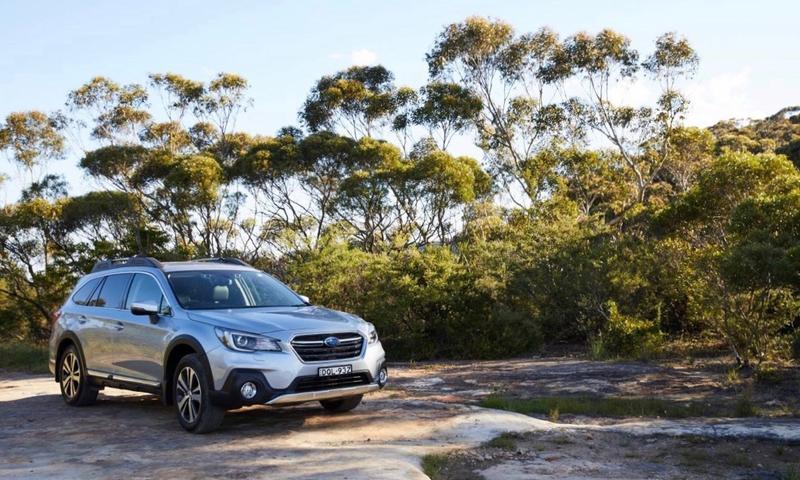 Subaru Outback 3 6R 2018 new car review