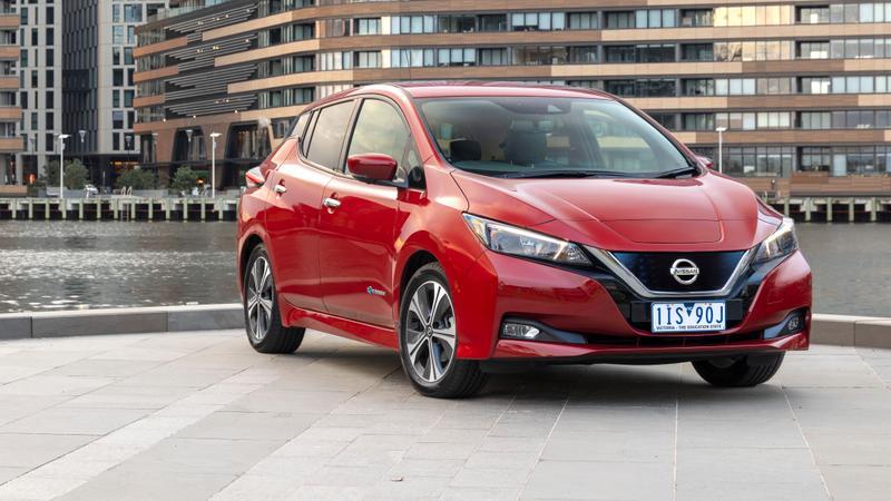2020 nissan leaf review  australian launch drive
