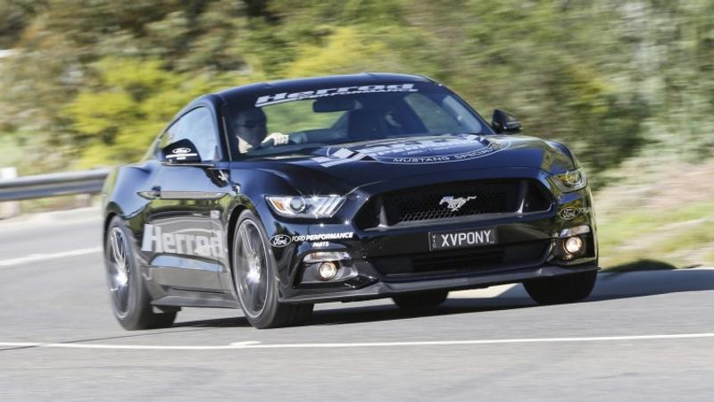 Herrod Performance Ford Mustang GT first drive review