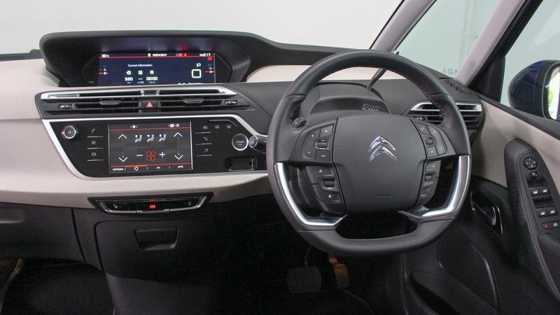 2018 Citroen Grand C4 Picasso car valuation