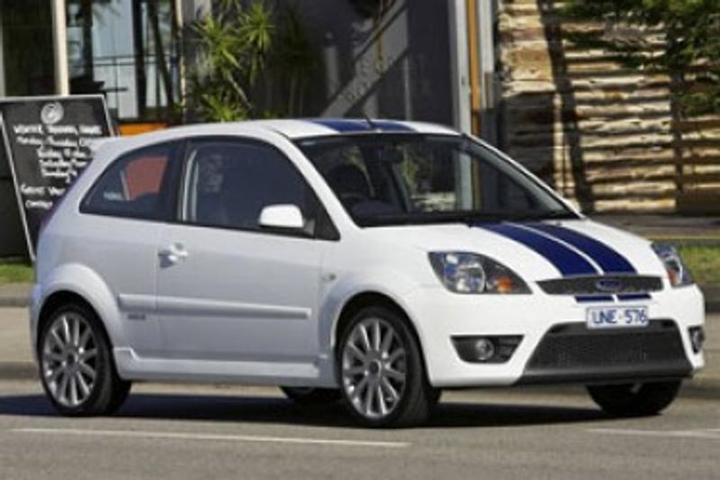 Ford Fiesta XR4 2007-2008: Used car review