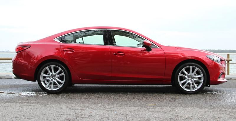 2013 Mazda6 Atenza Skyactiv D Diesel Automatic Review
