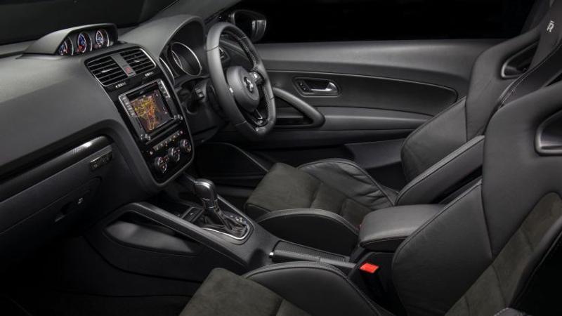 Volkswagen Scirocco R Wolfsburg quick spin review - Eight