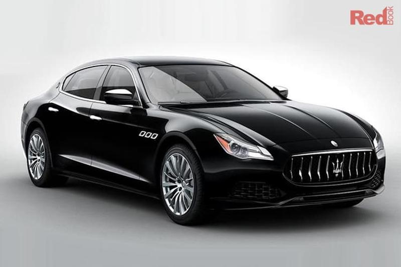 2019 Maserati Quattroporte Car Valuation