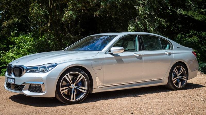 2016 BMW 740e