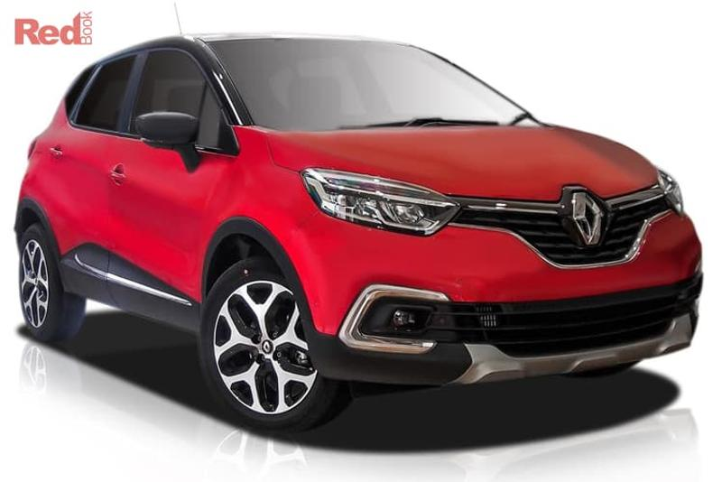 2019 Renault Captur Captur Intens turbo petrol EDC from $32,490