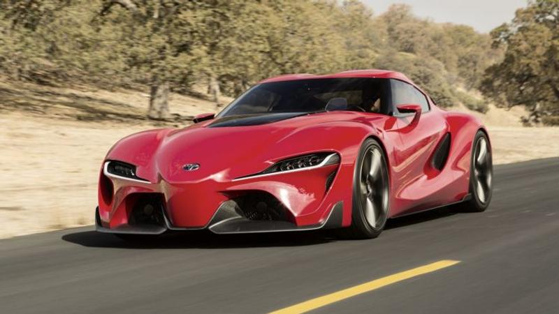 2017 Toyota Supra >> New Toyota Supra Corolla Hot Hatch Set For 2017 Debut New