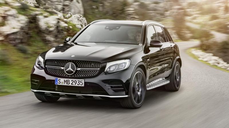 Mercedes-AMG GLC63 confirmed