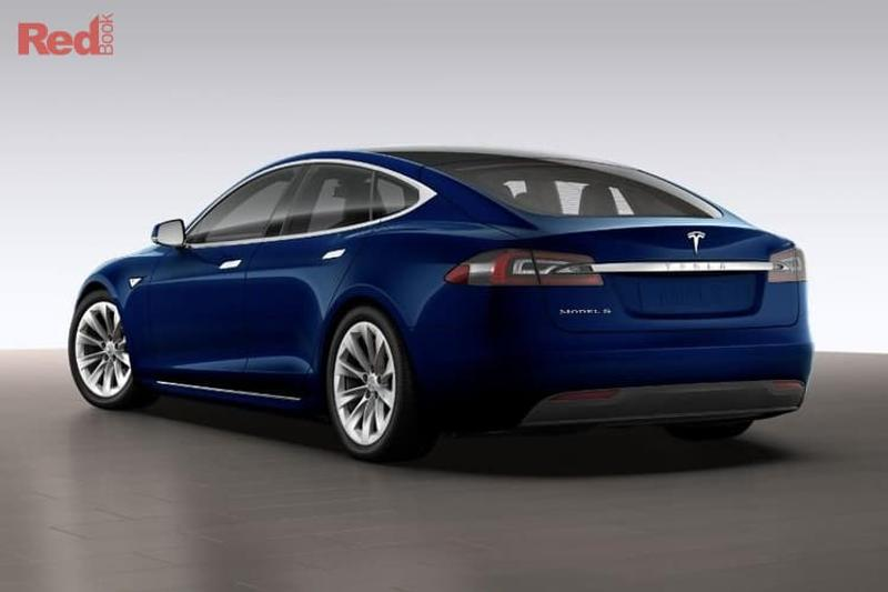 2018 Tesla Model S car valuation