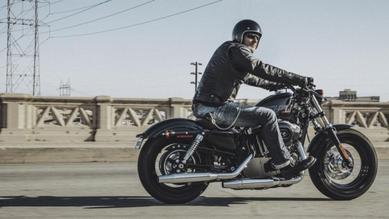 Tested: Harley-Davidson Forty-Eight