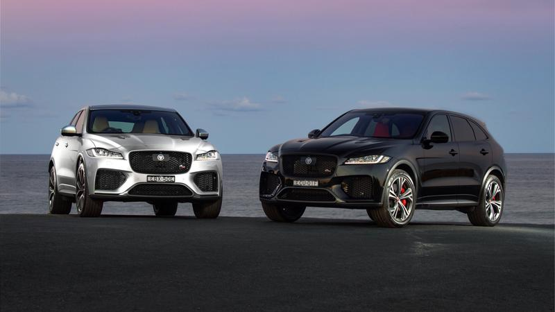 2020 Jaguar F-Pace SVR review | Power, Size and Luxury