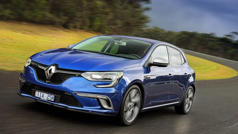 2016 Renault Megane GT Quick Spin Review - Quick Spin