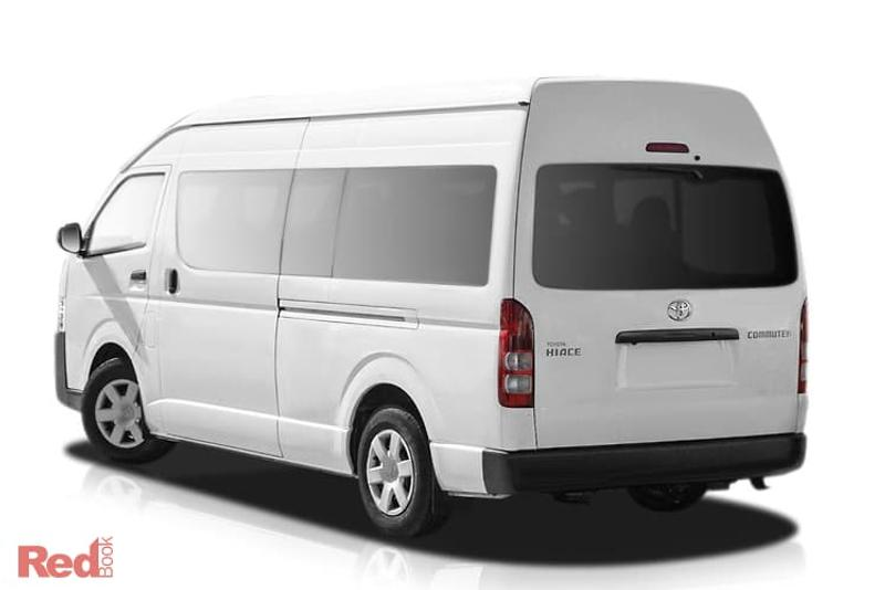 2019 Toyota Hiace car valuation